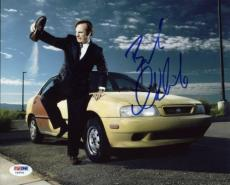 Bob Odenkirk Better Call Saul Signed 8x10 Photo Psa/dna #y18761