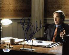 Bob Odenkirk Better Call Saul Signed 8x10 Photo Psa/dna #y42430