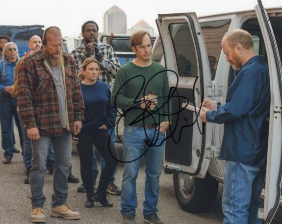 Bob Odenkirk Breaking Bad Better Call Saul Signed 8x10 Photo w/COA #2