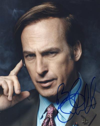 Bob Odenkirk Breaking Bad Better Call Saul Signed 8x10 Photo w/COA #8