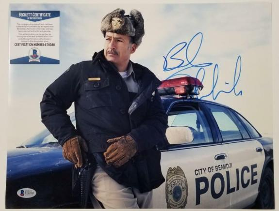 BOB ODENKIRK Signed 11x14 Photo #1 Fargo Actor Autograph~ Beckett BAS COA