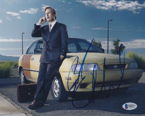 Bob Odenkirk Signed 8x10 Photo Better Call Saul Beckett Bas Autograph Auto Coa E
