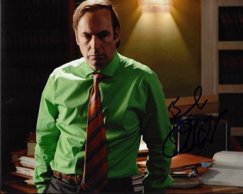 Bob Odenkirk Signed - Autographed Breaking Bad 8x10 inch Photo - Guaranteed to pass BAS - Better Call Saul Actor
