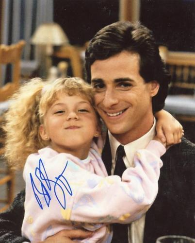 Bob Saget Danny Tanner Full House  Signed Autographed  8x10 Photo W/ Coa