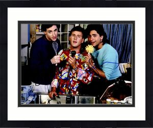 Bob Saget, Dave Coulier, and John Stamos Signed - Autographed FULL HOUSE 11x14 inch Photo - Guaranteed to pass BAS