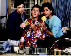 Bob Saget, Dave Coulier, and John Stamos Signed - Autographed FULL HOUSE 11x14 inch Photo - Guaranteed to pass PSA or JSA
