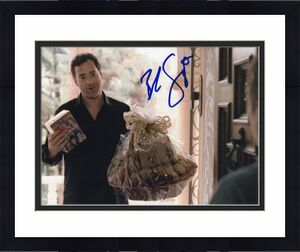 Bob Saget Entourage TV SHow HBO Full House Signed 8x10 Photo w/COA #1