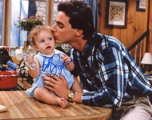 Bob Saget Full House Danny Tanner  Signed Autographed  8x10 Photo W/ Coa