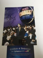 BOB SAGET signed 8x10 Photo America's Funniest Home Videos Host Autograph COA