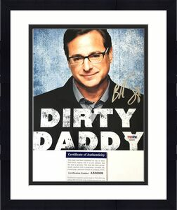 Bob Saget signed 8x10 photo PSA/DNA Autographed