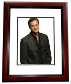 Bob Saget Signed - Autographed Full House Actor - Stand-Up Comedian 8x10 inch Photo MAHOGANY CUSTOM FRAME - Guaranteed to pass PSA or JSA