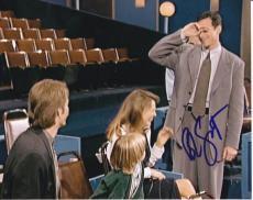 Bob Saget signed Entourage 8x10 photo W/Coa #2 Full House Danny Tanner