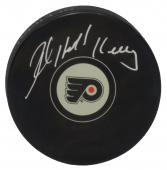 Bob The Hound Kelly autographed puck