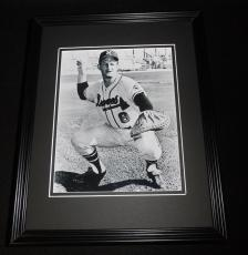 Bob Uecker Framed 8x10 Photo Poster Braves Brewers Major League