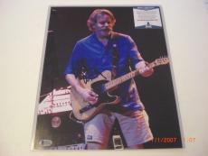 Bob Weir Grateful Dead Singer Beckett/coa Signed 11x14 Photo