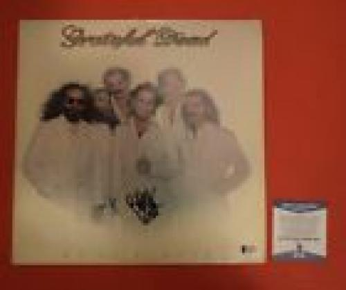 Bob Weir Signed Autographed Grateful Dead Go To Heaven Record Album Lp BAS COA