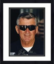 "Framed Bobby Allison Autographed 8"" x 10"" Sunglasses Photograph"