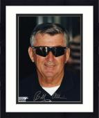 "Framed Bobby Allison Autographed 8"" x 10"" Sunglasses Photograph"