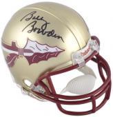 Bobby Bowden Florida State Seminoles Autographed Mini Helmet