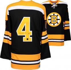 Bobby Orr Boston Bruins Autographed CCM Vintage Jersey
