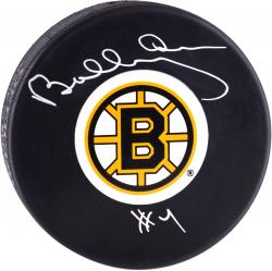 Bobby Orr Boston Bruins Autographed Hockey Puck
