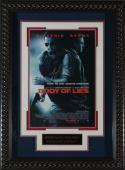 Body of Lies Cast Autographed 11x17 Movie Poster