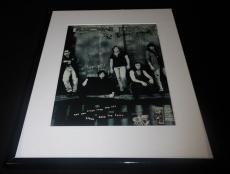 Bon Jovi 1993 Keep the Faith Framed 11x14 ORIGINAL Vintage Advertisement