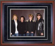 Bon Jovi Unsigned Framed 8x10 Photo