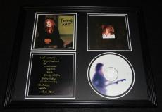 Bonnie Raitt Framed 11x14 Longing in Their Hearts 1994 CD & Photo Display