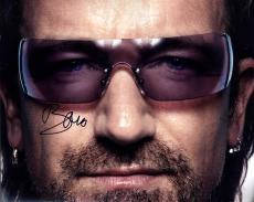 Bono Autographed U2 Signed 16X20 Poster Photo UACC RD AFTAL COA