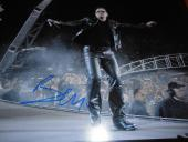 BONO SIGNED AUTOGRAPH 11x14 PHOTO U2 BAND IN PERSON PROMO RARE ELEVATION COA X7