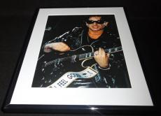 Bono U2 at New York Yankee Stadium Framed 11x14 Photo Display