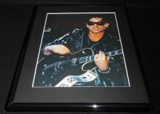 Bono U2 at Yankee Stadium New York Framed 11x14 Photo Display