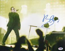 BONO U2 Signed Autographed 11x14 Photo PSA/DNA #J03523