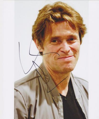 Boondock Saints William Dafoe Signed 8x10 Photo