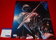 BOOTSY COLLINS Parliament Funkadelic Funk signed  PSA/DNA 11x14 photo 2
