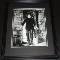 Boris Karloff Framed 8x10 Photo Poster Frankenstein