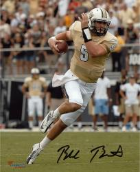 "Blake Bortles UCF Knights Autographed 8"" x 10"" Gold Uniform Running Photograph"
