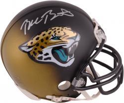 Blake Bortles Jacksonville Jaguars 2014 NFL Draft Autographed Riddell Mini Helmet