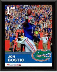 "Jon Bostic Florida Gators Sublimated 10.5"" x 13"" Plaque"
