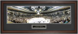 Boston Bruins - Opening Night at the Fleet Center - Framed Unsigned Panoramic Photograph - Mounted Memories