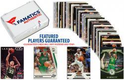 Boston Celtics Team Trading Card Block/50 Card Lot