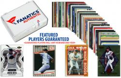 Boston Red Sox Team Trading Card Block/50 Card Lot