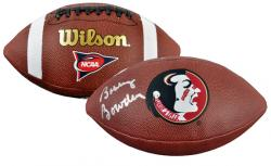 Bobby Bowden Florida State Seminoles Autographed Wilson NCAA Football