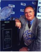 "Bobby Bowden Florida State Seminoles Autographed 8"" x 10"" Trophy Photograph"