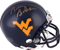 Fanatics Authentic Autographed Bobby Bowden West Virginia Mountaineers Riddell Mini Helmet