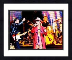 Boy George Signed - Autographed Culture Club 8x10 inch Photo - Guaranteed to pass BAS