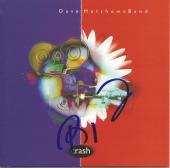 Boyd Tinsley Autographed Dave Matthews Band Dmb Crash Bas Coa Cd Cover