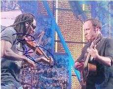 Boyd Tinsley Signed 8x10 Photo The Dave Matthews Band Authentic Autograph Coa A