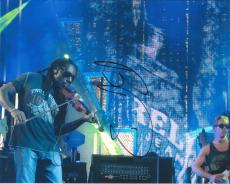 Boyd Tinsley Signed Autographed 8x10 DMB The Dave Matthews Band D